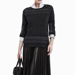 "BCBGMaxAzria ""Reona"" Wool Knit Sweater"